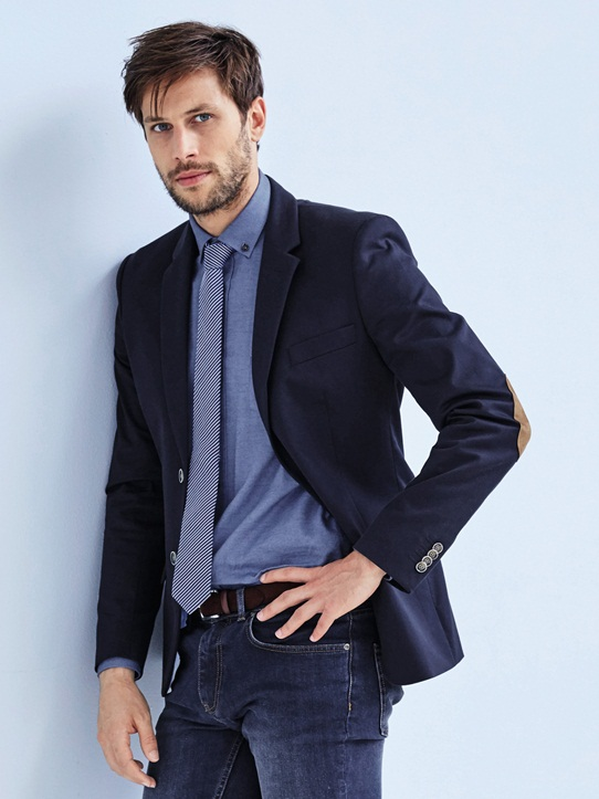 Looks homme automne hiver 2016 2017 mode homme cyrillus - Mode homme 2017 ...
