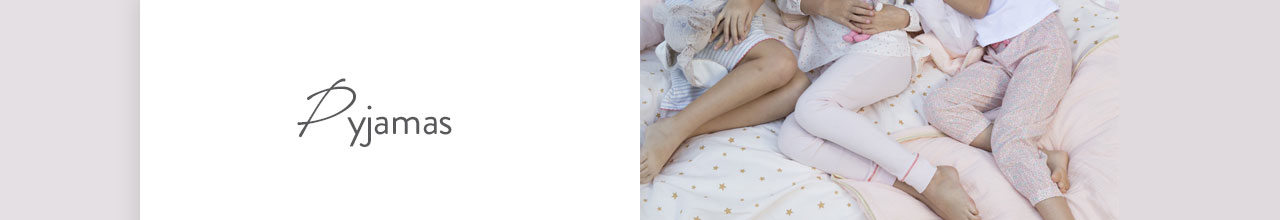 Collection pyjamas fille 3-8 ans