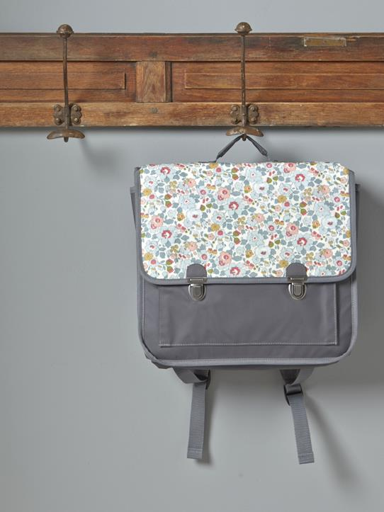 Cartable primaire Liberty® Gris/Liberty Besty