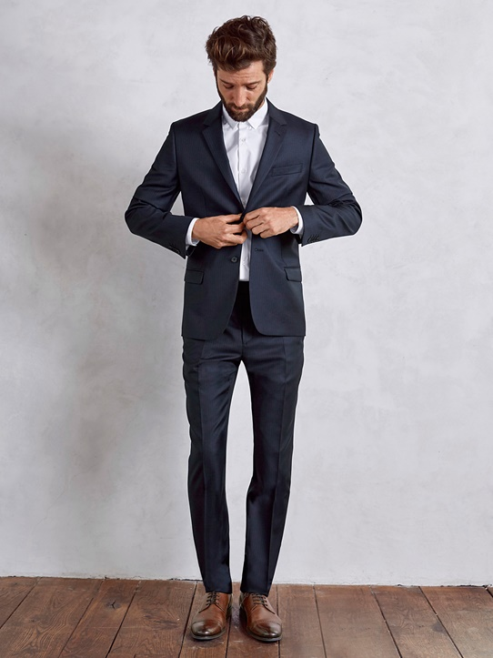 Looks homme automne hiver 2017 2018 mode homme cyrillus - Mode homme automne hiver 2017 ...