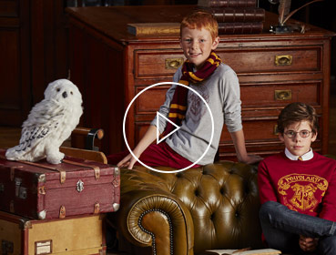 Collection Harry Potter Automne / Hiver 2017