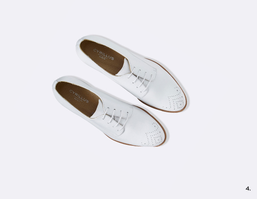 Derbies blanches