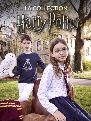 Collection Harry Potter - fille
