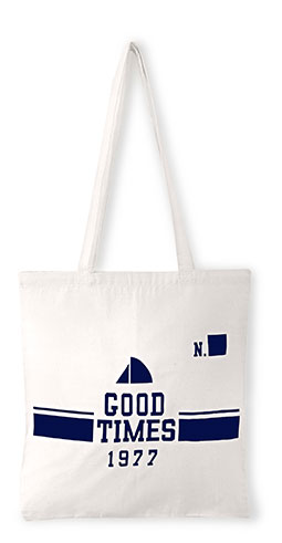 Collection Good Times Cyrillus Totebag