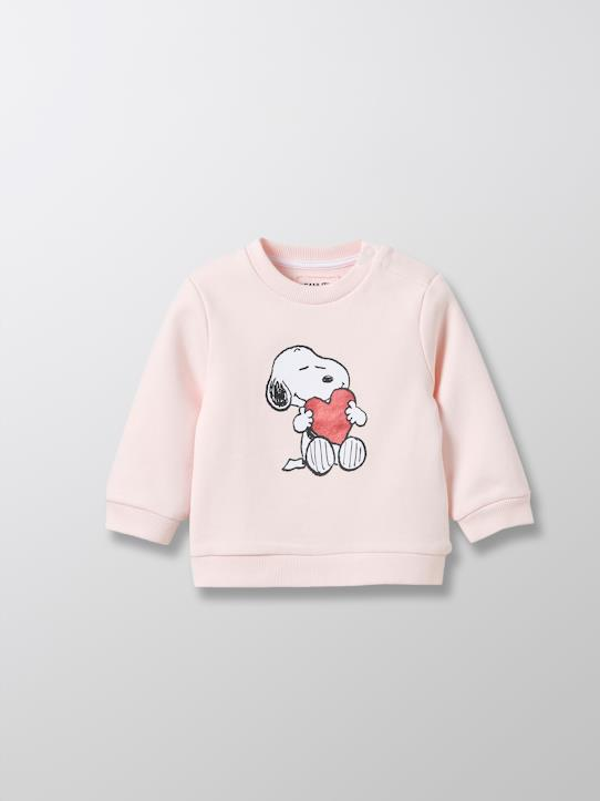 Bébé-Bébé fille-De 0 à 36 mois-Sweat Enfant Cyrillus X PEANUTS™ - Collection Snoopy