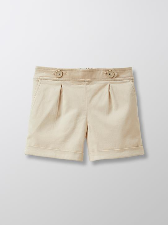 Fille-Shorts-Short chino fille