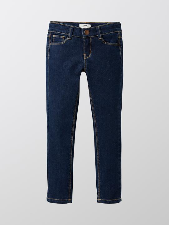 Milan-Slim denim fille