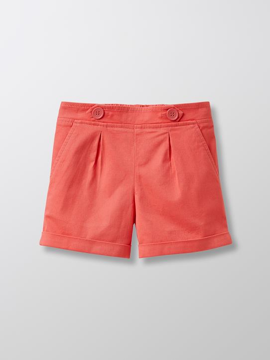 Fille-Short chino fille