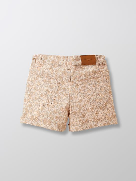 Fille-Shorts-Short en denim Tess
