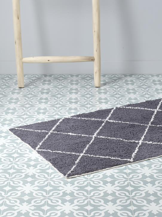 La Collection Printemps-Tapis de bain croisillons