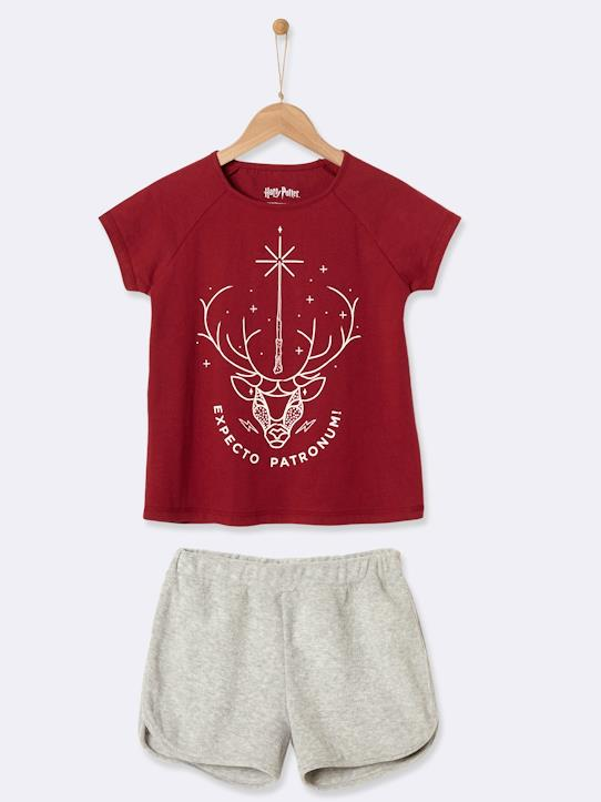 Fille-Pyjamas-Pyjashort Collection Harry Potter