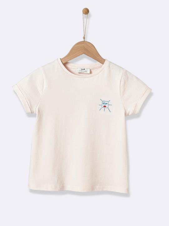 Fille-T-shirts, polos-T-shirt fantaisie fille