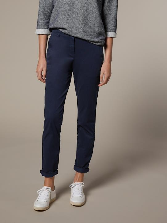 La Collection Printemps-Chino Femme Joe