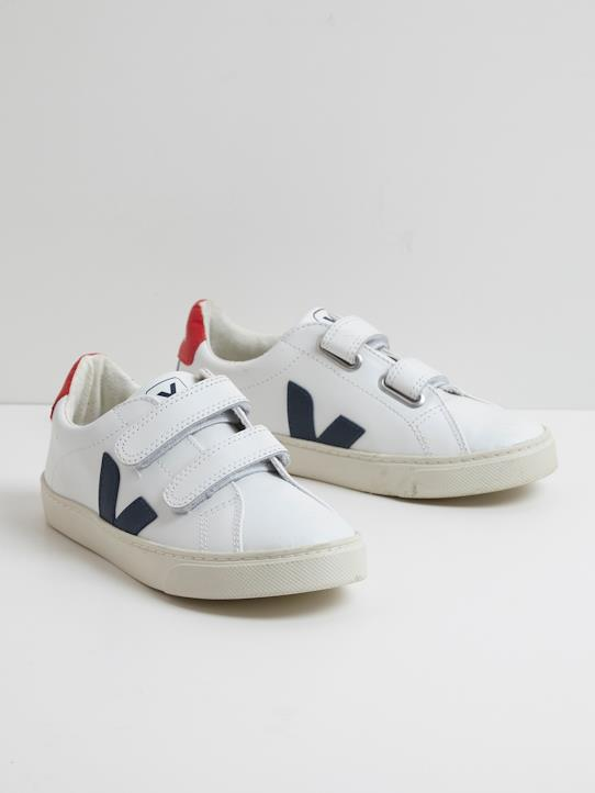 La Collection Automne-Garçon-Tennis velcro VEJA esplar small
