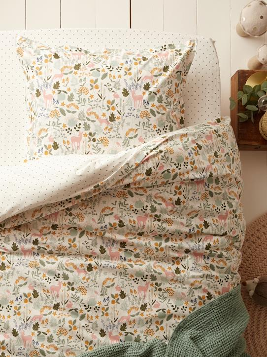 La Collection Printemps-Maison-Housse de couette en coton