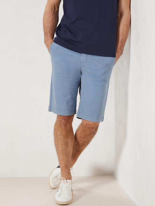 Homme-Bermuda droit homme rayé taille