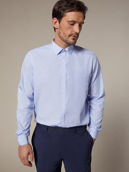 Homme-Chemises-Chemise rayée Classic Fit homme Non Iron