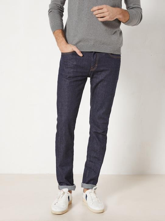 La Collection Automne-Homme-Jean regular fit stretch homme
