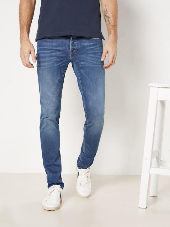 La Collection Automne-Homme-Jean homme super stretch