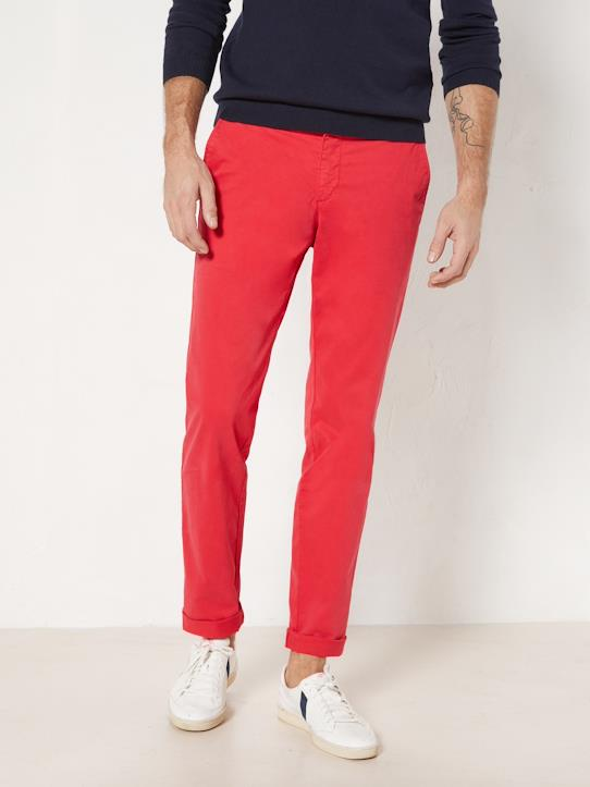 Sport chic-Chino Slim Fit Homme Paulo