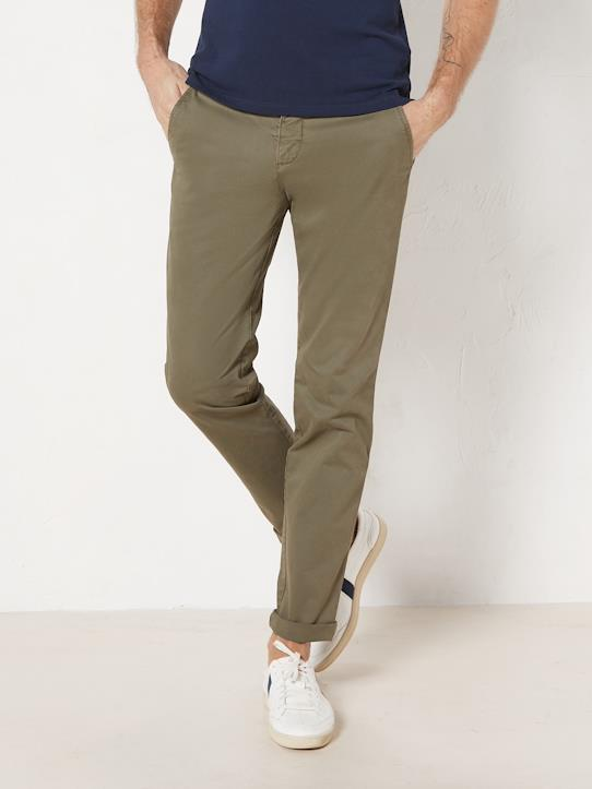 Homme-Chino Slim Fit Homme Paulo