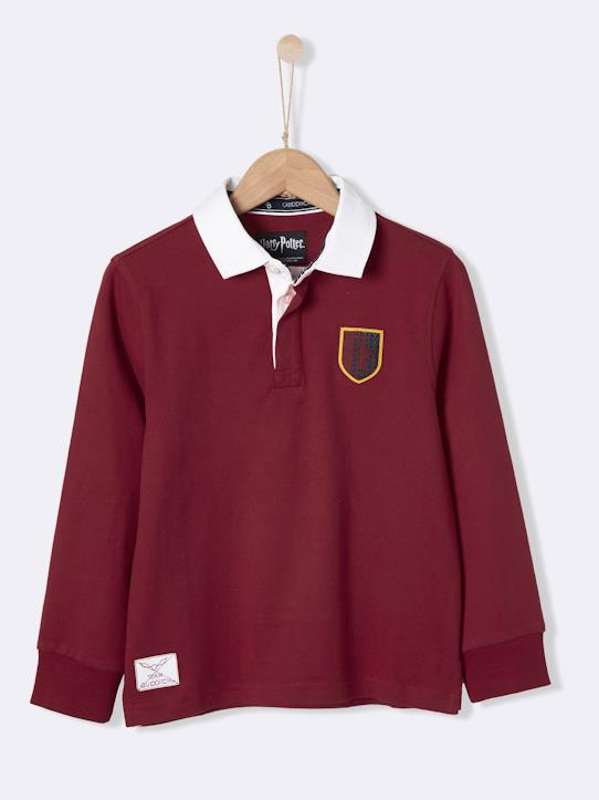 Garçon-De 3 à 8 ans-Pulls, gilets-Polo-rugby Collection Harry Potter