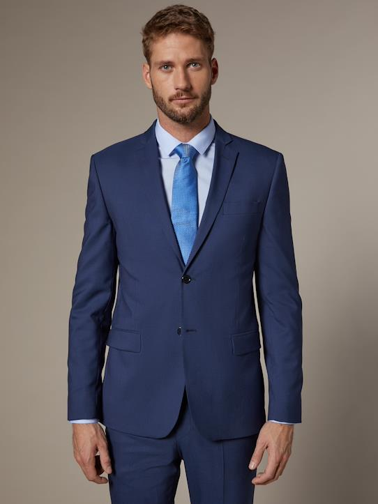 Veste costume homme Travel Suit Bleu
