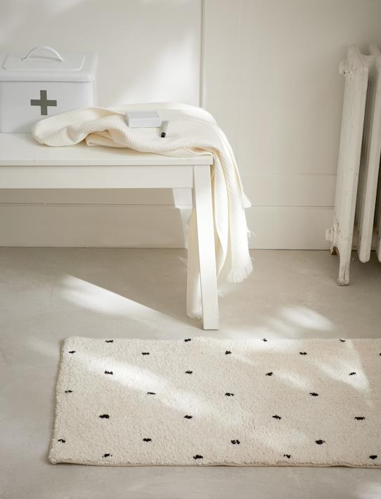 La Collection Printemps-Maison-Tapis de bain à pois