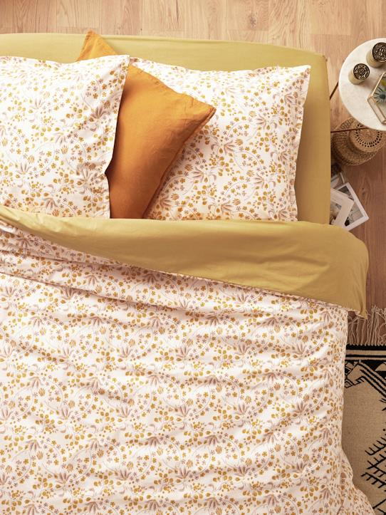 La Collection Printemps-Maison-Housse de couette en percale de coton