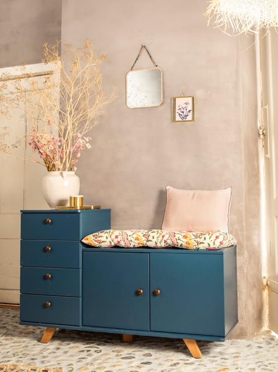 Meuble commode BILBOQUET DECO Marine