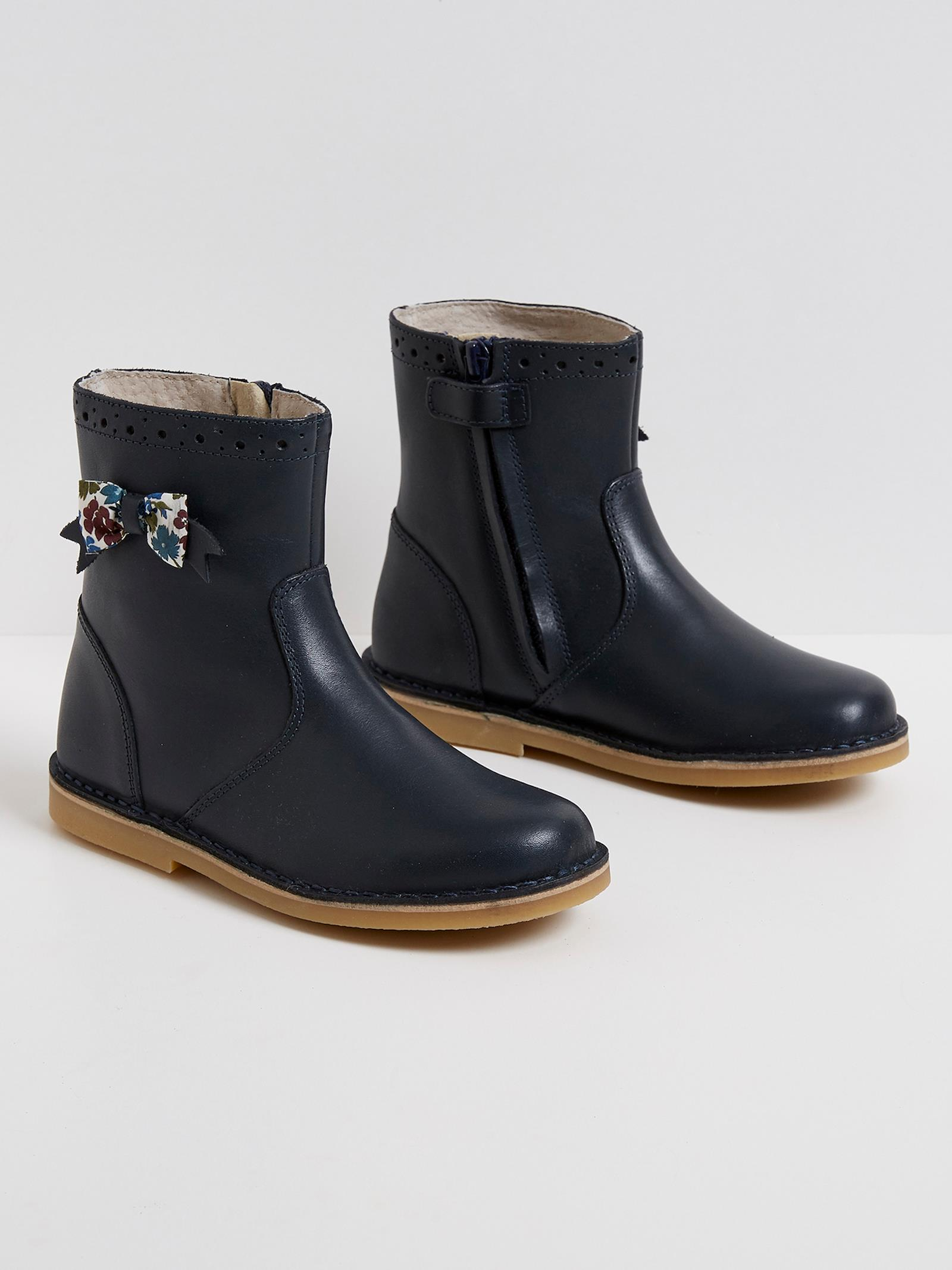 Chaussures fille, baskets fille, chelsea boots, bottines