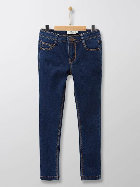 La Collection Automne-Jean skinny fille