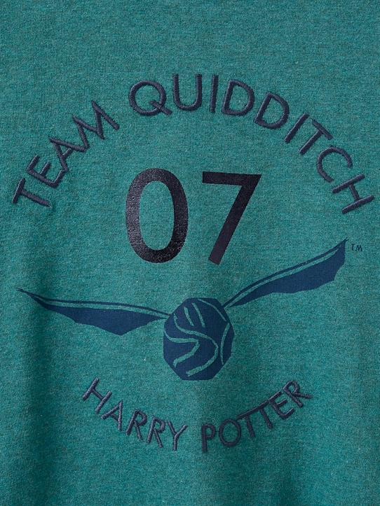 T-shirt collection Harry Potter Bordeaux / Poudlard+Gris / Poudlard+Vert / Quidditch