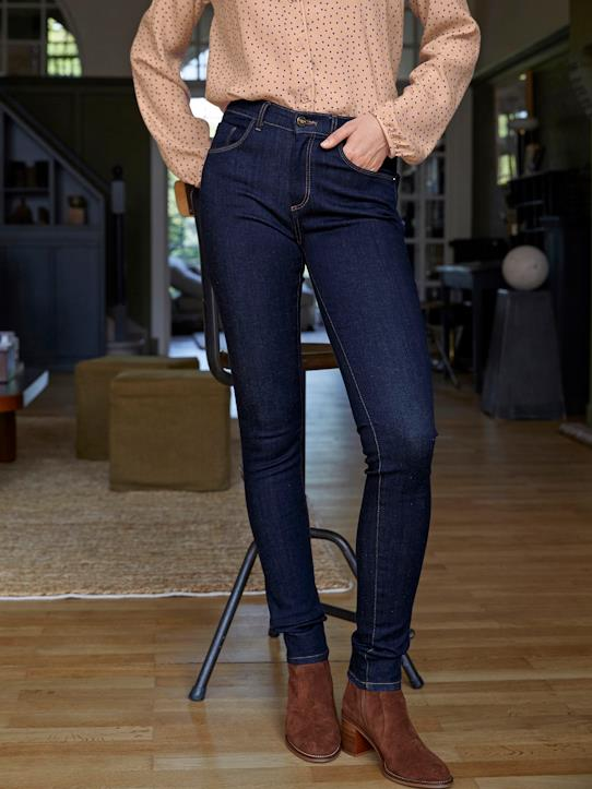 Femme-Slim femme en denim super stretch : L'Ultra-Confort