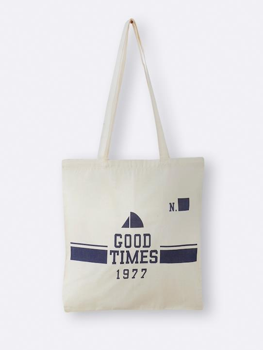 Shopping Bag -  Collection Good Times 1977 Naturel