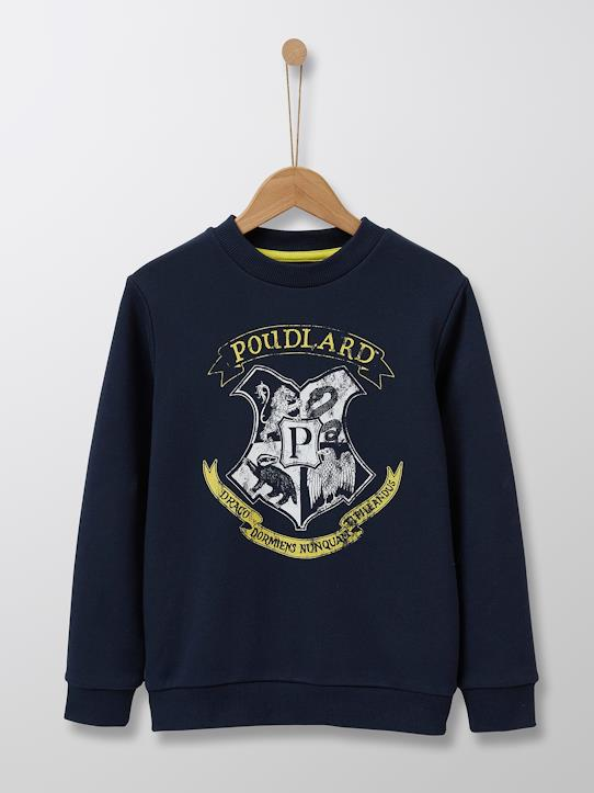 Garçon-Sweats, polos rugby-Sweat Collection Harry Potter