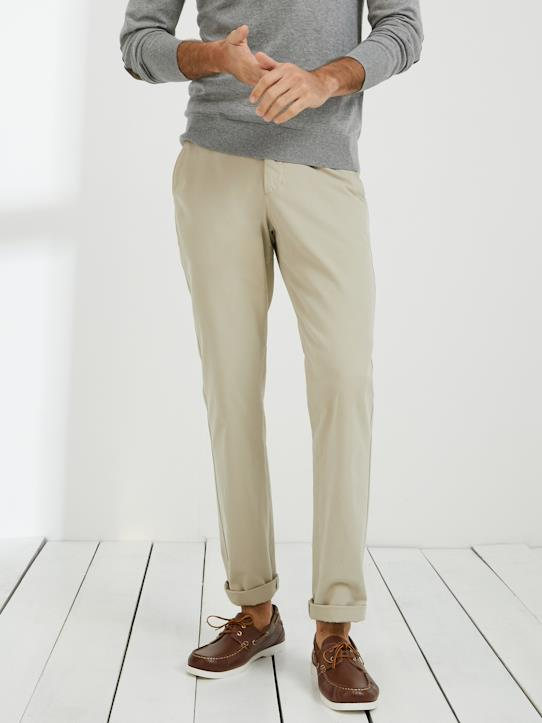 Homme-Pantalons, jeans-Pantalon chino Regular Fit homme