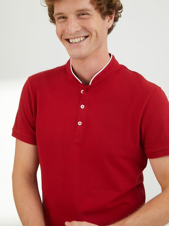 La Collection Automne-Homme-T-shirts, polos-Polo maille piquée Victor