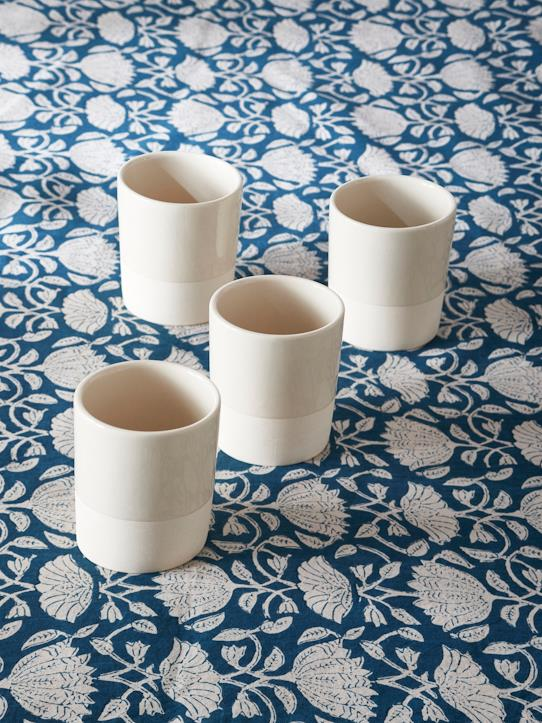Maison-Art de la table-Mug céramique par lot de 4