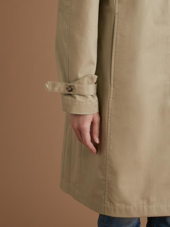 Le Trench - Intemporel n°6. Beige