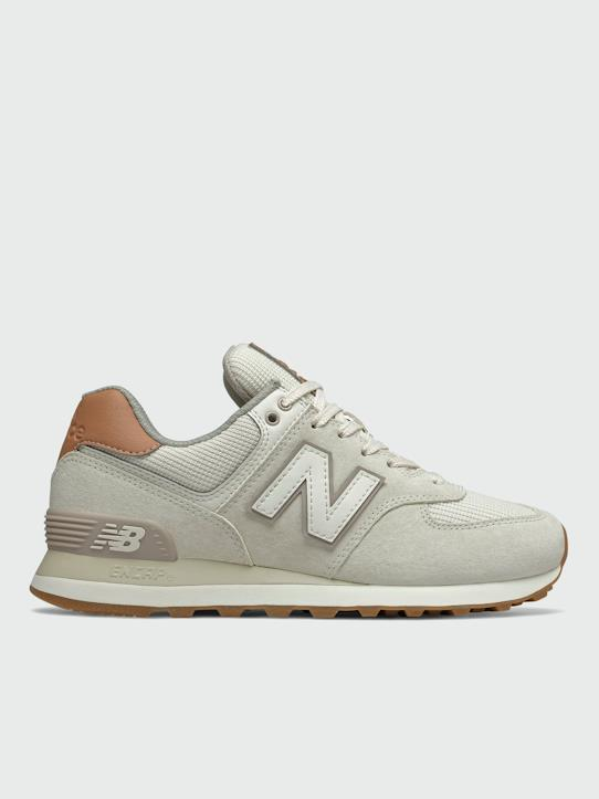 La Collection Automne-Femme-Baskets femme 574 NEW BALANCE X Cyrillus