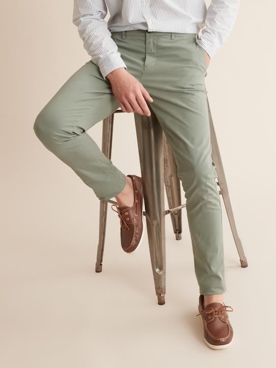 Homme-Chino Slim Fit light Max