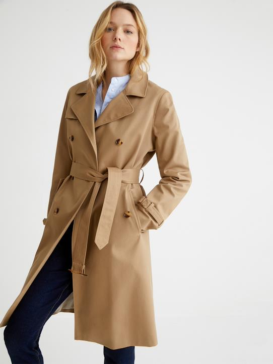 Femme-Manteaux, trenchs-Trench femme