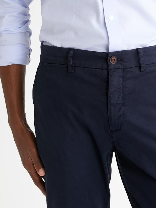 Chino Slim Fit Light Max Marine