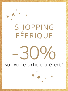 Shopping féerique