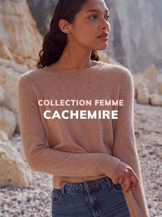 Collection femme cachemire
